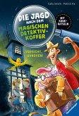 Vorsicht, Ganoven! / Die Jagd nach dem magischen Detektivkoffer Bd.2
