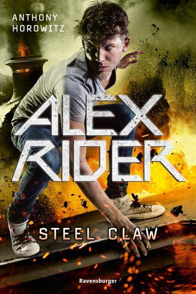 Steel Claw / Alex Rider Bd.11