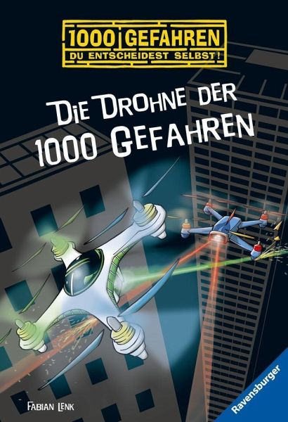 Buch-Reihe 1000 Gefahren