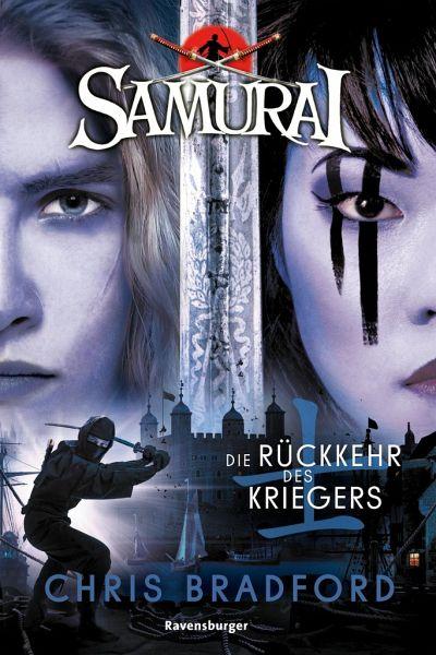 Buch-Reihe Samurai von Chris Bradford