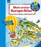 Mein erster Europa-Atlas