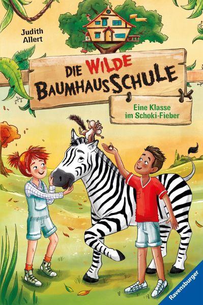 Buch-Reihe Die wilde Baumhausschule