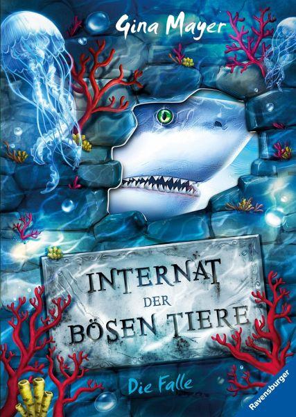Buch-Reihe Das Internat der bösen Tiere