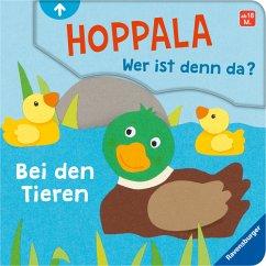 Hoppala, wer ist denn da? Bei den Tieren - Orso, Kathrin Lena
