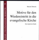 Motive für den Wiedereintritt in die evangelische Kirche