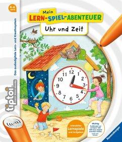 tiptoi® Uhr und Zeit - Tober, Heike