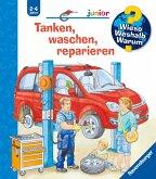 Tanken, waschen, reparieren / Wieso? Weshalb? Warum? Junior Bd.69
