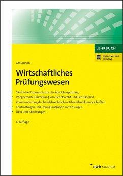 Wirtschaftliches Prüfungswesen - Graumann, Mathias