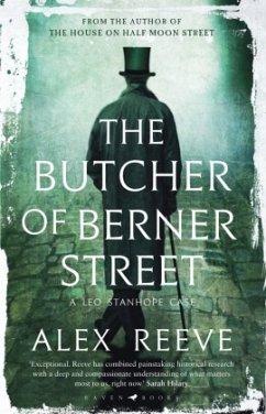 The Butcher of Berner Street - Reeve, Alex