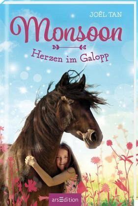 Buch-Reihe Monsoon
