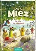 Die Reise zur Schatzinsel / Doktor Miez Bd.4