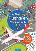 Mein Flughafen-Stickerbuch