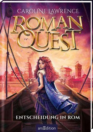 Buch-Reihe Roman Quest