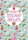 Mein Stickeralbum - Regenbogen