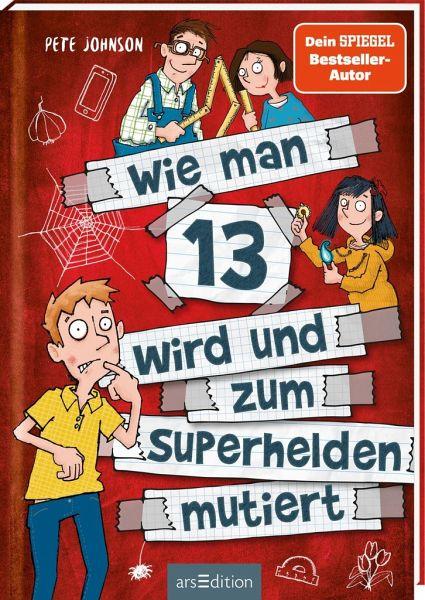 Buch-Reihe Wie man 13 wird...