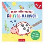 Mein allererstes Kritzel-Malbuch