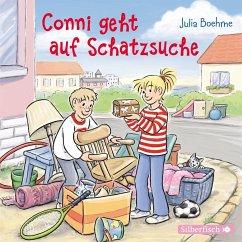 Conni geht auf Schatzsuche, 1 Audio-CD - Boehme, Julia