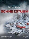 Schneesturm - Norwegen-Krimi (eBook, ePUB)