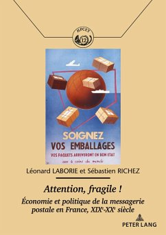 Attention, fragile ! - Laborie, Léonard;Richez, Sébastien