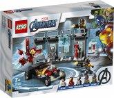 LEGO® Marvel Super Heroes 76167 Iron Mans Arsenal