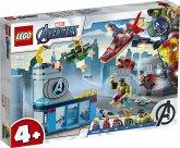 LEGO® Marvel Super Heroes 76152 Avengers - Lokis Rache