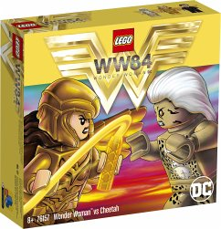 LEGO® DC Universe Super Heroes Wonder Woman vs Cheetah
