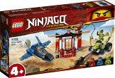 LEGO® NINJAGO 71703 Kräftemessen mit dem Donner-Jet