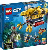 LEGO® City 60264 Meeresforschungs-U-Boot