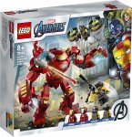 LEGO® Marvel Super Heroes 76164 Iron Man Hulkbuster vs. A.I.M.-Agent