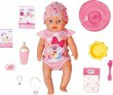 Zapf Creation® 827956 - BABY born Magic Girl, Puppe mit Funktionen und Zubehör, 43 cm