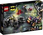 LEGO® DC Universe Super Heroes 76159 Jokers Trike-Verfolgungsjagd