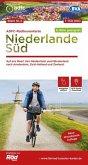 ADFC-Radtourenkarte NL 2 Niederlande Süd, 1:150.000, reiß- und wetterfest, GPS-Tracks Download