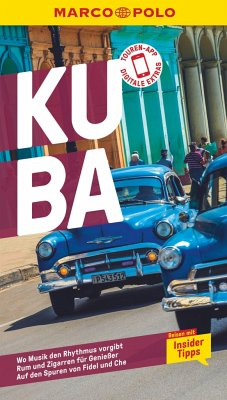 MARCO POLO Reiseführer Kuba - Froese, Gesine