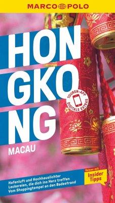 MARCO POLO Reiseführer Hongkong, Macau - Schütte, Hans Wilm