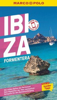 MARCO POLO Reiseführer Ibiza/Formentera - Drouve, Andreas; Brunnthaler, Marcel