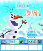 Disney - Die Eiskönigin, das große Klavierbuch - Pappbilderbuch mit Klaviertastatur und neun zauberhaften Melodien