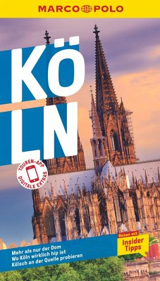MARCO POLO Reiseführer Köln - Johnen, Ralf;Raap, Jürgen