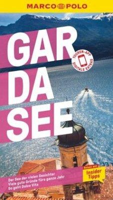 MARCO POLO Reiseführer Gardasee - Schaefer, Barbara; Bettoni, Margherita