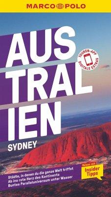MARCO POLO Reiseführer Australien, Sydney - Melville, Corinna; Huy, Stefan; Gebauer, Bruni; Wälterlin, Urs; Blank, Esther