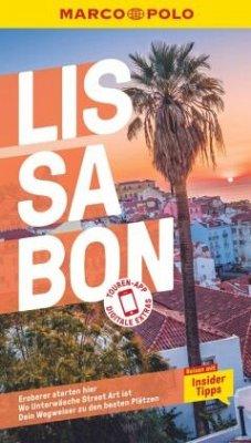 MARCO POLO Reiseführer Lissabon - Becker, Kathleen