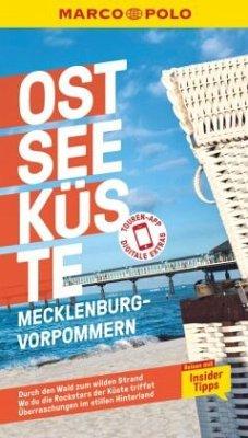 MARCO POLO Reiseführer Ostseeküste Mecklenburg-Vorpommern - Lübbert, Anke