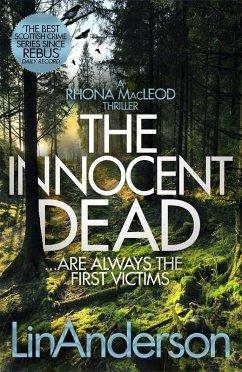 The Innocent Dead (eBook, ePUB) - Anderson, Lin