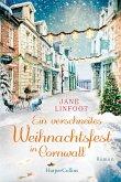 Ein verschneites Weihnachtsfest in Cornwall (eBook, ePUB)