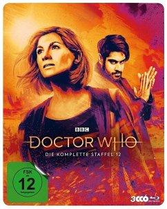 Doctor Who - Staffel 12 Limited Steelbook
