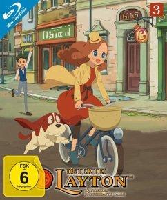 Detektei Layton - Katrielles rätselhafte Fälle: Volume 3 (Episode 21-30)