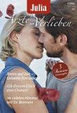 Julia Ärzte zum Verlieben Band 137 (eBook, ePUB)