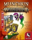 Pegasus 17020G - Munchkin, Warhammer Age of Sigmar (Spiel)