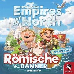 Pegasus 51973G - Imperial Settlers, Empires of the North, Römische Banner, Erweiterung
