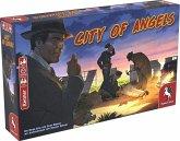 Pegasus 57460G - City of Angels, Brettspiel, Strategiespiel