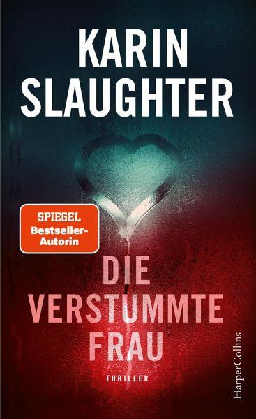 Buch-Reihe Georgia von Karin Slaughter